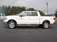 Lariat Crew Cab 4X4! Certified Pre-Owned Warranty!