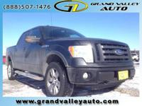 2010 Ford F-150 Crew Cab Pickup - Short Bed FX4 Our