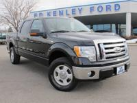 2010 Ford F-150 Crew Cab Pickup XL Our Location is: Ed