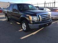 Recent Arrival! Ford F-150 Black RWD Clean CARFAX.