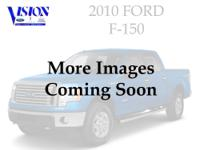 Treat yourself to a test drive in the 2010 Ford F-150!