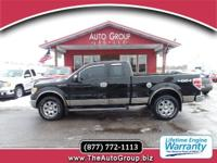 Options:  2010 Ford F-150 Our 2010 Lariat Supercab 4X4
