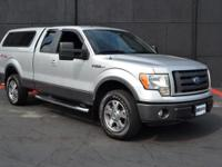 This 2010 Ford F-150 FX4 SuperCab 6.5-ft. Bed 4WD