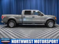Clean Carfax 4x4 Truck with Trailer Brakes!  Options: