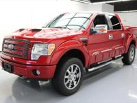 This awesome 2010 Ford F-150 4x4 comes loaded with the
