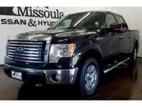 This 2010 Ford F-150  has a V8, 5.4L; FFV high output