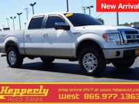 New Price! Clean CARFAX. This 2010 Ford F-150 King