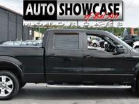 This 2010 Ford F-150 4dr - features a UNSPECIFIED 8cyl