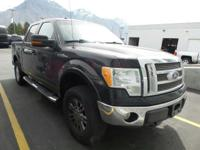 Boasts 18 Highway MPG and 14 City MPG! This Ford F-150