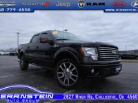 2010 Ford F-150 Harley-Davidson Accident Free AutoCheck