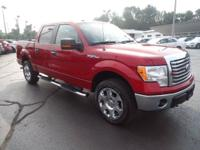 Exterior Color: red, Body: Pickup, Engine: V8 5.40L,