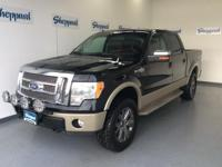 CARFAX 1-Owner. King Ranch trim. Heated/Cooled Leather