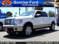 COME CHECK OUT THIS SUPER CLEAN 1 OWNER 4X4 F-150