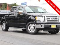 2010 Ford F-150 Supercrew Lariat!!! Power Sunroof!!!