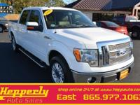 1 Owner! 2010 Ford F-150 Lariat, New Tires, Leather,