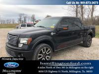 CARFAX One-Owner. Clean CARFAX. Tuxedo Black 2010 Ford