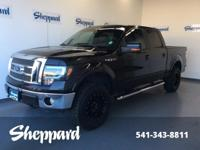 CARFAX 1-Owner. Lariat trim. Heated Leather Seats,
