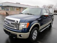 Options:  2010 Ford F150 4Wd Supercrew Lariat 5