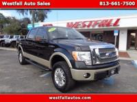 This 2010 F150 Lariat is JUST LIKE NEW!! Comes with
