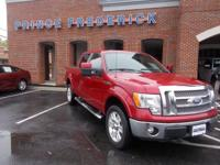 This Ford F-150 has a strong Gas/Ethanol V8 5.4L/330