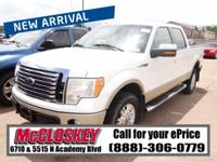 Clean Lariat Ready for your Test Drive!  4X4, Super