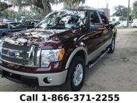 2010 Ford F-150 Lariat Features: AM/FM radio - CD
