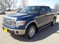Exterior Color: midnight blue, Body: Crew Cab Pickup,