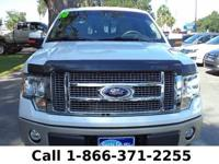 2010 Ford F-150 Features: Warranty - Leather Interior -