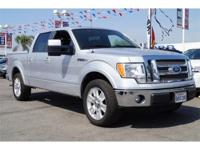 2010 Ford F-150 LD Lariat SuperCrew 4x2 Styleside