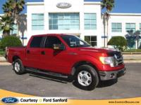 2010 FORD F-150 Pickup Truck 2WD SuperCrew 145""