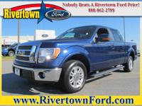 2010 Ford F-150 Pickup Truck 2WD SuperCrew 157 Lariat