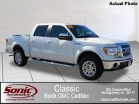 Local One Owner Trade In 2010 Ford F-150 Lariat