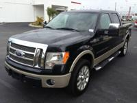 This 2010 Ford F-150 King Ranch is offered to you for