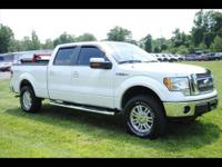 Stock # A8496. Loaded Lariat! 2010 F150, 5.4L V8,