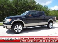 This is one Super Sharp Ford F-150 Lariat 4x4 !! It was