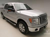 This 2010 Ford F-150 XLT Texas Edition 2WD with only