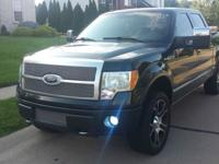 I have decided to sell my beautiful F-150. It is a 2010