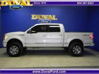 Platinum 4x4 with navigation, Sunroof, all pwr options,