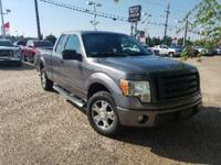 Gray 2010 Ford F-150 STX RWD 6-Speed Automatic