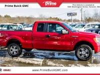 2010 Ford F-150 STX V8 4wd Ext Cab With Sliding Rear