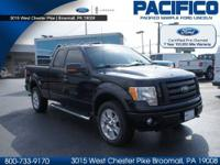 FORD CERTIFIED PRE-OWNED F-150 Super LOW Mile Super Cab