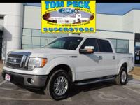 LARIAT..CREWCAB..4X4..HEATED & COOLED LEATHER..SYNC