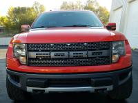 2010 Ford F-150 SVT 5.4L V8 Raptor Extended Cab.  For