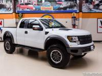 2010 Ford F-150 SVT Raptor 4X4  GOOD LOOKING white 2010