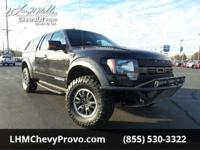 This Ford F-150 delivers a Gas V8 6.2L/ engine powering