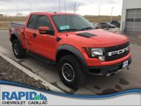 This 2010 Ford F-150 SVT Raptor is offered to you for