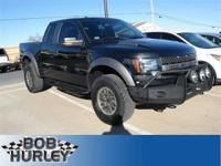 Look at this 2010 Ford F-150 SVT Raptor. Its Automatic