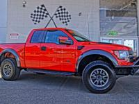 Options:  2010 Ford F-150 Svt Raptor 4X4 4Dr Supercab