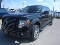 This do-it-all 2010 F-150 seeks the right match* Gas