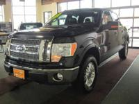 ONE OWNER TRADE!! ***LARIAT MODEL*** HEATED/COOLED